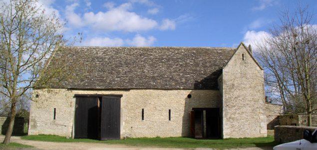 South Road Barn