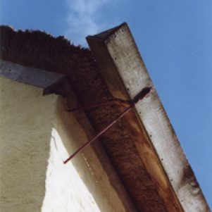 Timber gutters