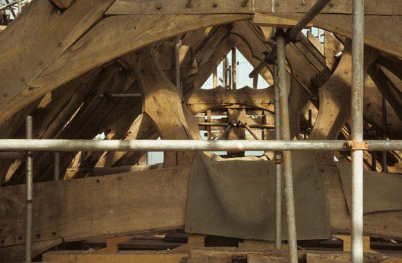 Insitu roof truss repairs