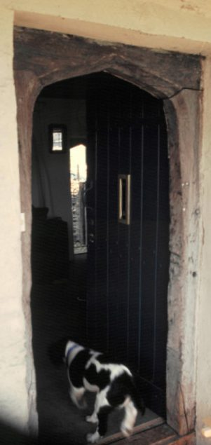 Old doors retained