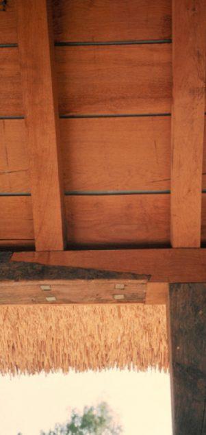 Roof timber repair