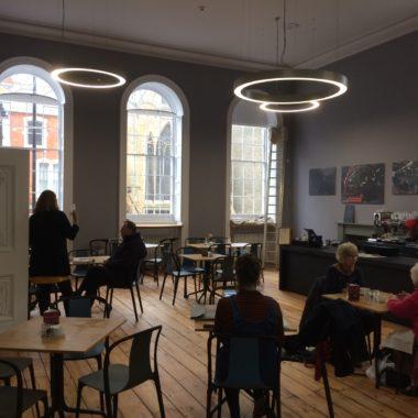 Main LSI Room Café
