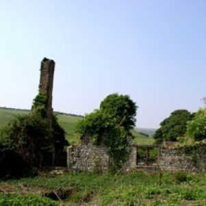 Chapel & Priest's House ruins