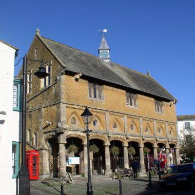 Castle Cary Market House