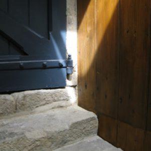 Original back steps