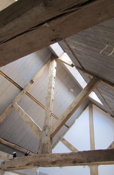 Converted Hay Loft