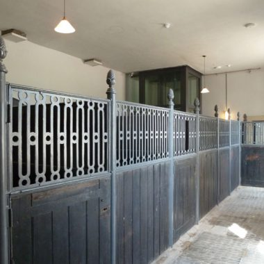 Refurbished Stables