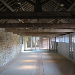 Cow Shed Gallery