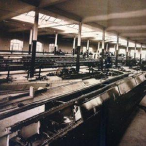 Original Weaving Shed on Third Floor