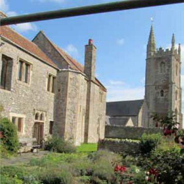 South range & church