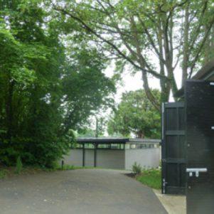Garage & garden room