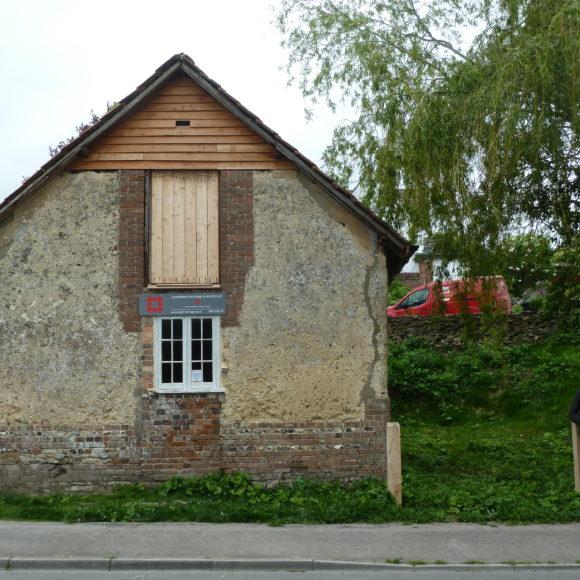 Surviving former chapel